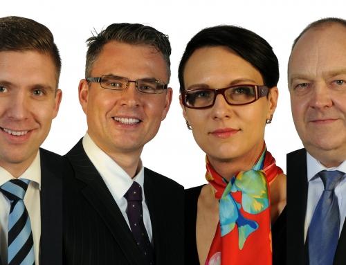 Tutvustame nelja uut FranklinCovey konsultanti!